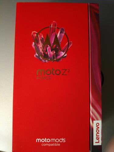 combo nuevo moto z2 force + projector moto mods + plus