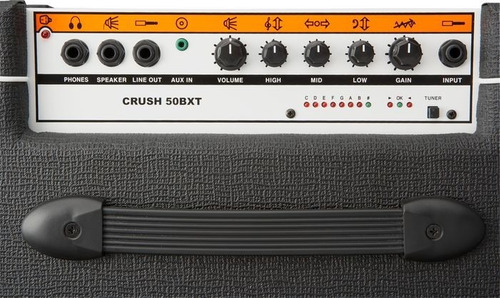 combo orange cr50 bxt blk para bajo electrico