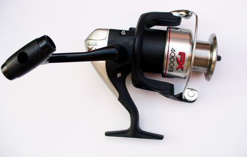 combo p pescar caña shimano solara  6.6 +carrete fx4000fb