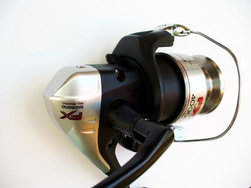 combo p pescar caña shimano solara +carrete fx4000fb