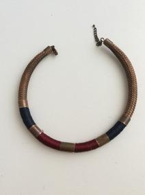 a7115f9ffab6 Collar Ancho Metalico Bijouterie - Joyas y Relojes en Mercado Libre  Argentina