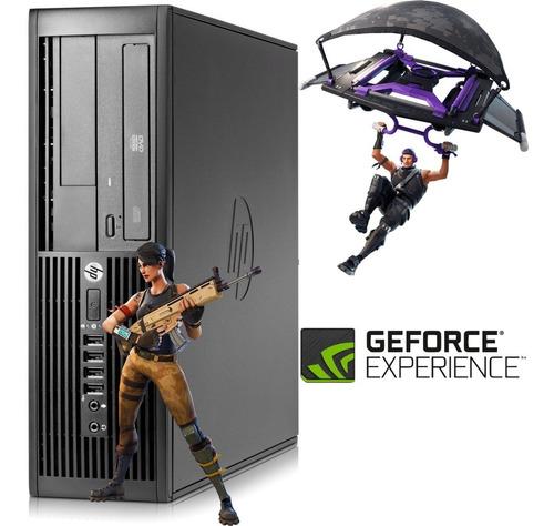 combo pc gamer economico + geforce + fortnite instalado !!!!