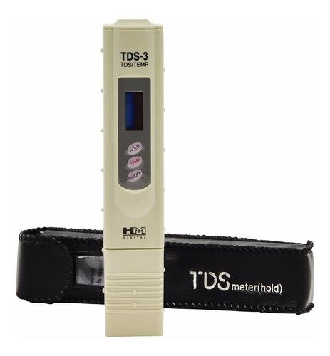 combo peachimetro ph digital tierra suelo + tds3