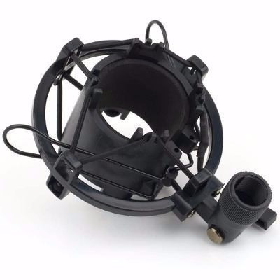 combo pedestal suporte mesa articulado + aranha p/ microfone