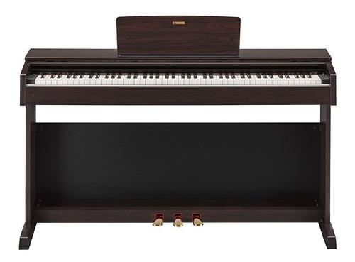 combo piano digital yamaha ydp-143r con adaptador pa150