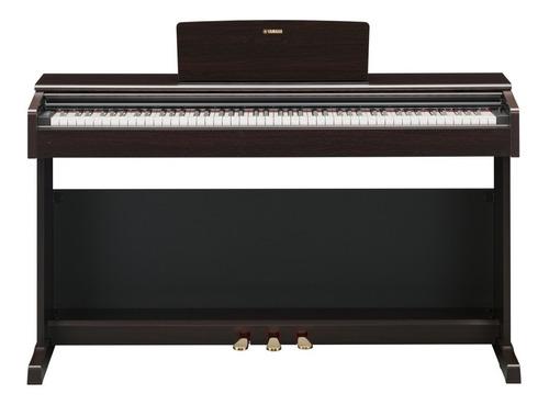 combo piano digital yamaha ydp-144r con adaptador pa150