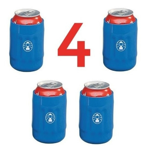 combo picnic: hielera 24 latas para picnic + 4 porta-latas
