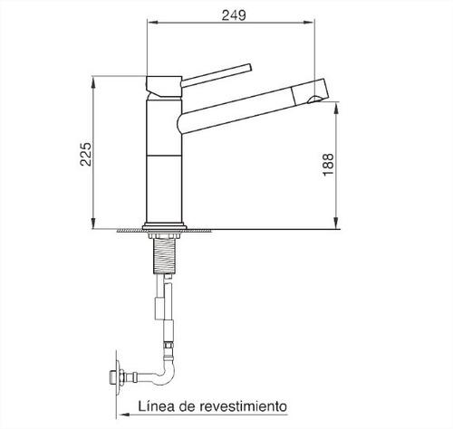 combo pileta cocina franke laguna griferia fv temple 411/87