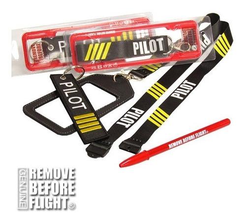 combo pilot 4 bars  remove before flight ®