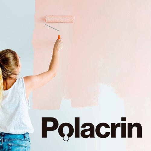 combo pintura talento 20lt fijador sellador enduido polacrin