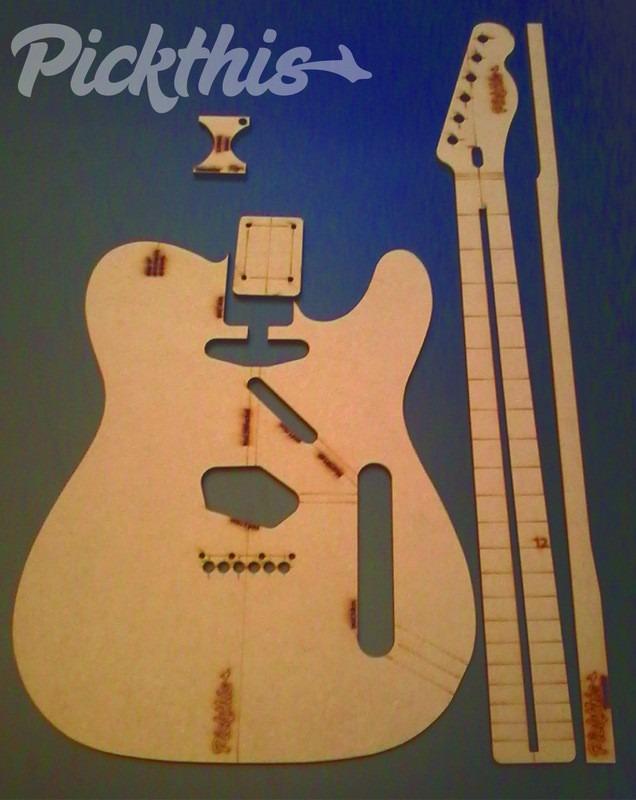 Combo Plantillas Les Paul Luthiers - Las Mas Completas!! - $ 580,00 ...