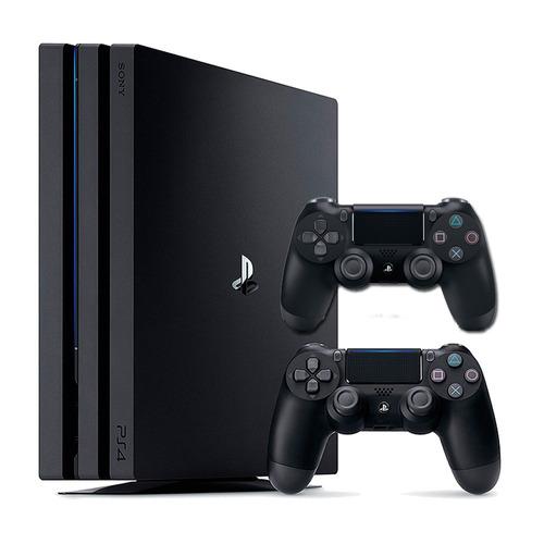 combo playstation pro ps4 1 tb  +fifa 19 + joystick  extra