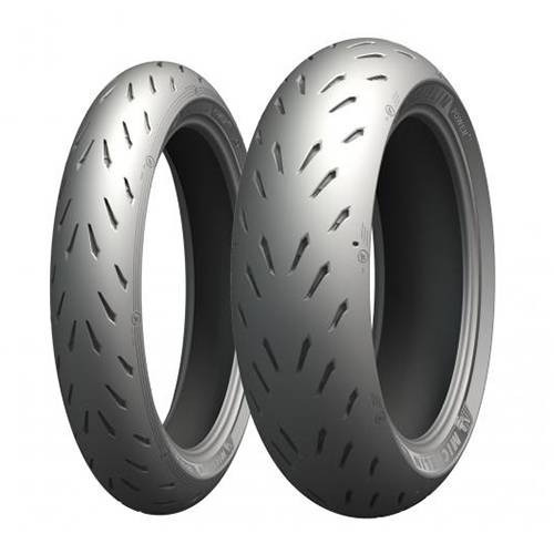 combo pneus power rs michelin  120/70-17 + 190/55-17