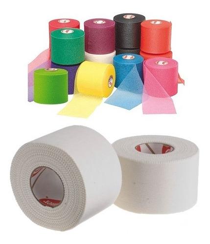 combo pre tape 7cmx27mt + sport tape cramer i1050 4cmx13mt