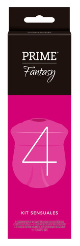 combo prime masajeador preservativos skyn x6 placer extremo