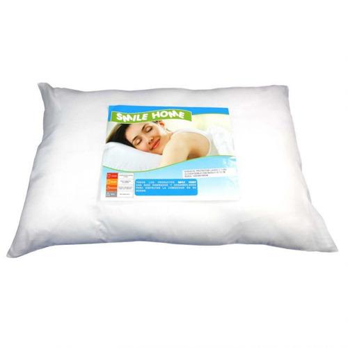 combo protector 200x200 cm + 2 almohadas 75x50 cm