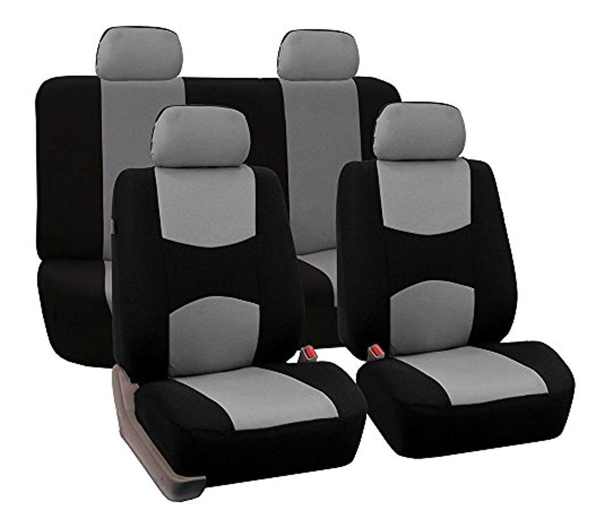 Asiento de coche referencias Ford Focus universal gris fundas para asientos ya referencias funda del asiento set
