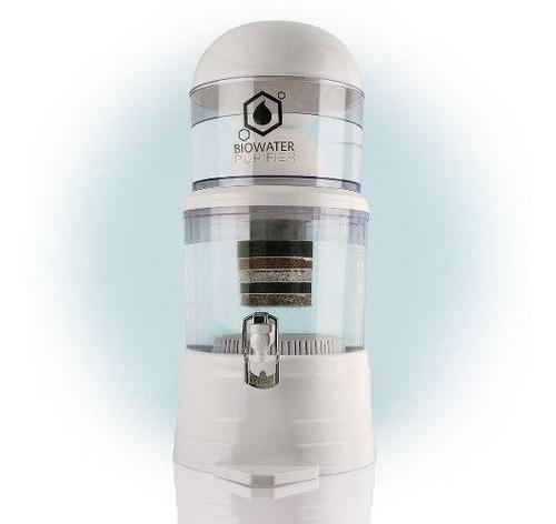 combo purificador de agua+ kit de 3 repuestos + encendedor