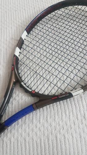 combo! raquetas babolat pure drive 360 + head ti carbon 7000