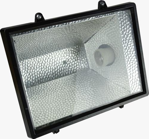 combo reflector + bombillo fluorescente e27 45w 110v brico