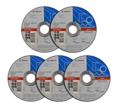 combo rotomartillo gsb 13re + miniesmeril gws 670 + 5 discos