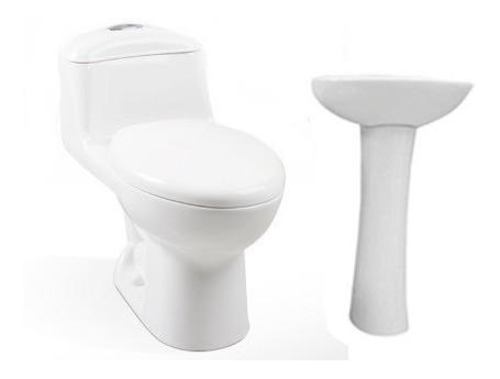 combo sanitario smart alongado blanco c/pedestal 292221001
