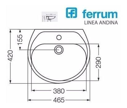 combo sanitarios ferrum andina griferias fv arizona baño ahora 12 y 18