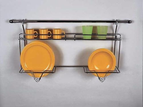 combo set 6 plato playo  redondo diseño minimalista oferta!