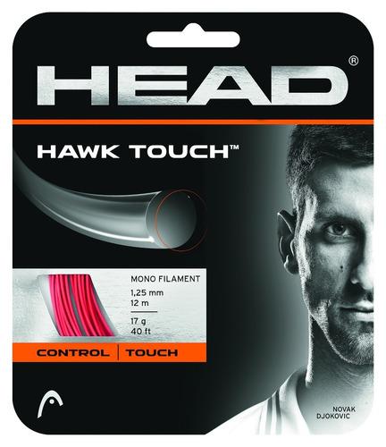 combo set cuerdas / encordados head hawk touch x5 unidades