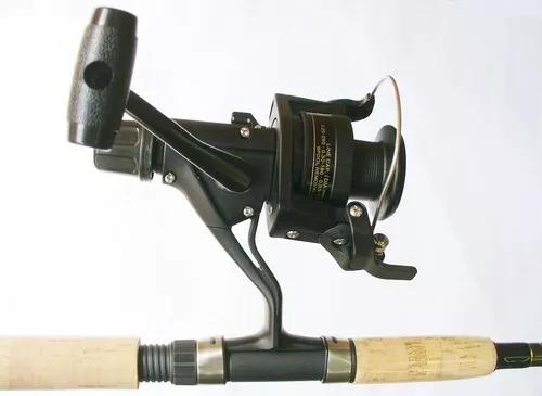 combo shimano caña solara 6.6 pies +  ix4000 + paq lobinero