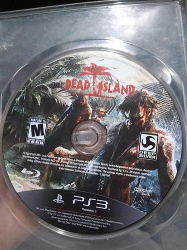 combo smack dow vs ese 2010 ps3 y dead island cd original