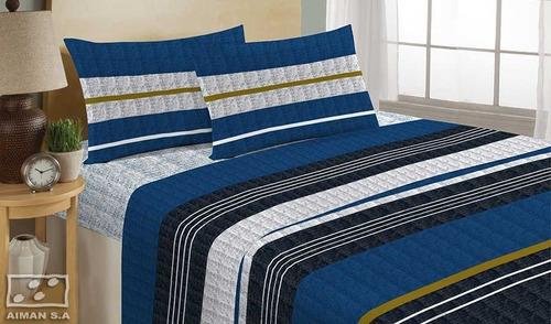 combo sommier mattina pillow 140 + acol+ sabanas + almohadas