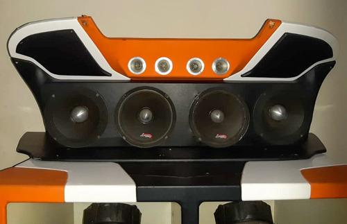 combo sonido audio