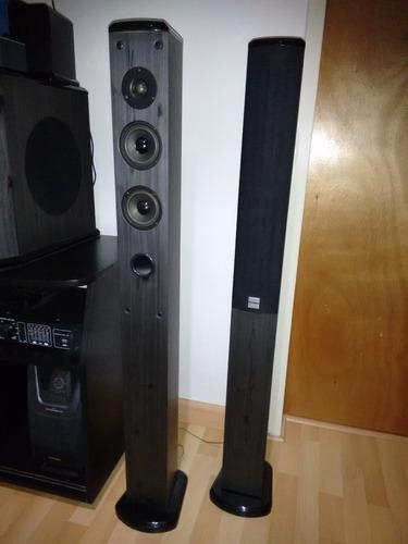 combo sonido teatro en casa home theater con planta dvd lg