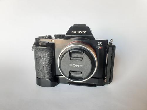 combo sony a7r - full frame 36 megapíxeles