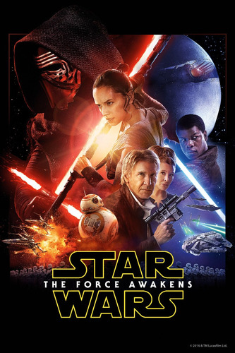 combo star wars 3d ( 3 discos bluray 3d )