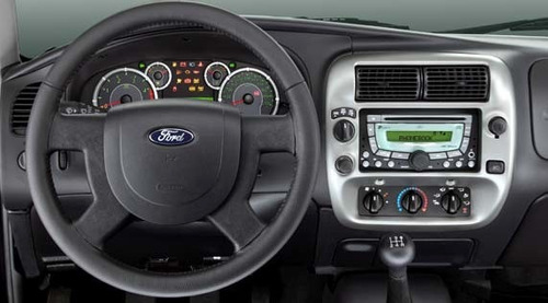 combo stereo b52 usb aux bluetooth + adaptador ford ka focus