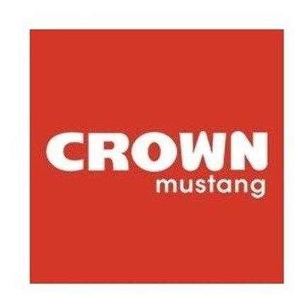 combo stereo crown mustang dmk-9000bt + parlantes 6x9 400wts