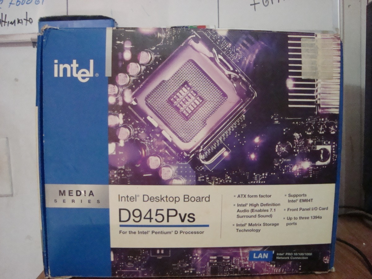 DRIVER FOR INTEL I945P SOUND