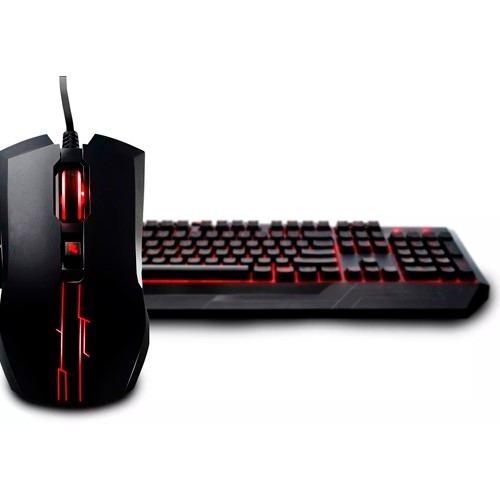 Combo Teclado Y Mouse Cooler Master Devastator Ii Led Rojo