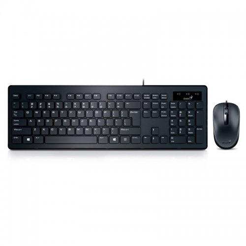 combo teclado y mouse genius slim c130 baratos de marca fino