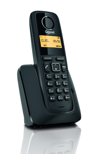 combo! telefono inalambrico gigaset duo a120 + a120 extra!