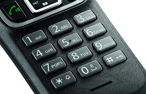 combo! telefono inalambrico gigaset duo a420 + 2 a420 extra!