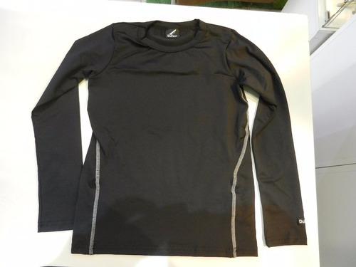 combo termico niños camiseta + boxer largo + medias