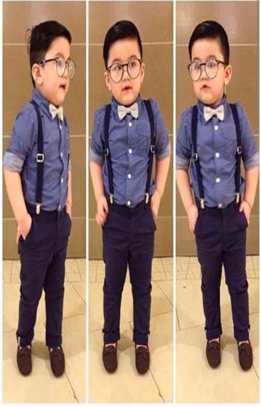 combo tirantes para nios con moito suspenders moda