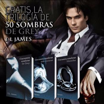 Combo Trilogia Libros 50 Sombras De Grey, Alta Calidad Pdf - Bs ...
