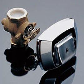 combo valvula descarga inodoro fv 368.01 + tecla 368.02