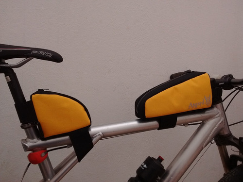 combo viaje bicicleta mtb cicloturismo bikepacking