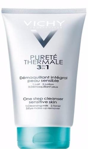 combo vichy dermablend + purete thermale desmaquillante 3en1