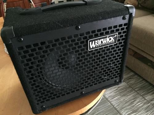 combo warwick 10 watts